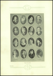 Kinston High School - Kay Aitch Ess Yearbook (Kinston, NC) online yearbook collection, 1925 Edition, Page 14 of 96