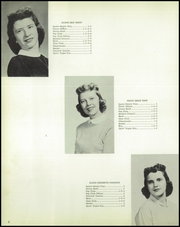 Kipp High School - Oriole Yearbook (Kipp, KS) online yearbook collection, 1958 Edition, Page 12