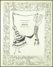 Kipp High School - Oriole Yearbook (Kipp, KS) online yearbook collection, 1958 Edition, Page 5