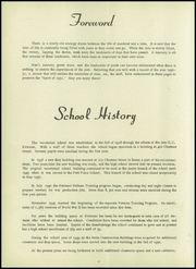 Kirkman Vocational School - Spirit Yearbook (Chattanooga, TN) online yearbook collection, 1951 Edition, Page 10