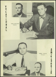 Kirkman Vocational School - Spirit Yearbook (Chattanooga, TN) online yearbook collection, 1951 Edition, Page 12