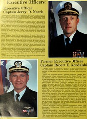 Kitty Hawk (CV 63) - Naval Cruise Book online yearbook collection, 1984 Edition, Page 20