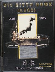 Kitty Hawk (CV 63) - Naval Cruise Book online yearbook collection, 2006 Edition, Page 1