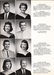 La Cygne Rural High School - Swan Yearbook (La Cygne, KS) online yearbook collection, 1960 Edition, Page 12