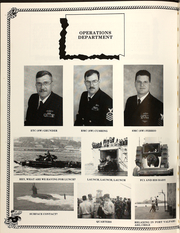 La Moure County (LST 1194) - Naval Cruise Book online yearbook collection, 1994 Edition, Page 44 of 116