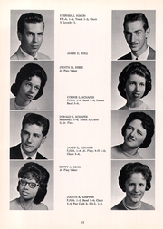 La Paz High School - Viking Yearbook (La Paz, IN) online yearbook collection, 1962 Edition, Page 16