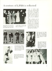 La Porte High School - El Pe Yearbook (La Porte, IN) online yearbook collection, 1969 Edition, Page 11