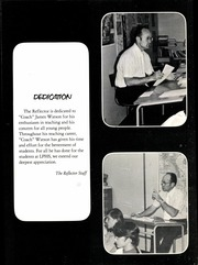 La Porte High School - Reflector Yearbook (La Porte, TX) online yearbook collection, 1973 Edition, Page 9