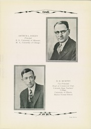 Lafayette High School - Oak Yearbook (St Joseph, MO) online yearbook collection, 1929 Edition, Page 17