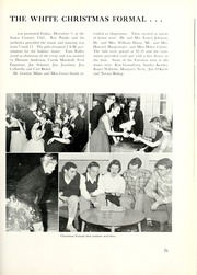 Lake Forest College - Forester Yearbook (Lake Forest, IL) online yearbook collection, 1956 Edition, Page 75 of 168