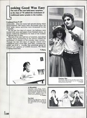 Lake Highlands High School - Wildcat Yearbook (Dallas, TX) online yearbook collection, 1981 Edition, Page 244
