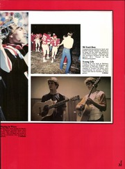 Lake Highlands High School - Wildcat Yearbook (Dallas, TX) online yearbook collection, 1981 Edition, Page 7