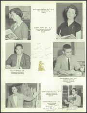 Lakeland High School - Terra Lacus Yearbook (Shrub Oak, NY) online yearbook collection, 1958 Edition, Page 16 of 112