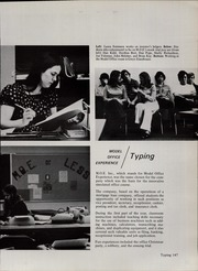 Lakeridge High School - Symposium Yearbook (Lake Oswego, OR) online yearbook collection, 1971 Edition, Page 151