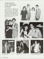 Lakeview High School - Log Yearbook (Battle Creek, MI) online yearbook collection, 1984 Edition, Page 32