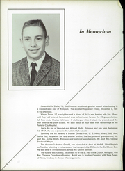 Lakota High School - Lakhian Yearbook (Kansas, OH) online yearbook collection, 1964 Edition, Page 6