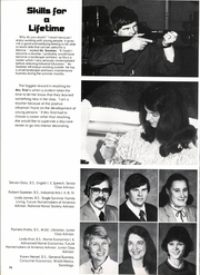 Lakota High School - Lakhian Yearbook (Kansas, OH) online yearbook collection, 1983 Edition, Page 82 of 160