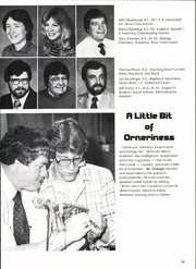 Lakota High School - Lakhian Yearbook (Kansas, OH) online yearbook collection, 1983 Edition, Page 83