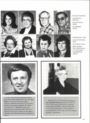 Lakota High School - Lakhian Yearbook (Kansas, OH) online yearbook collection, 1983 Edition, Page 85 of 160
