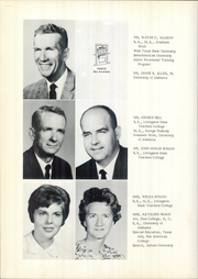 Lamar County High School - Bulldog Yearbook (Vernon, AL) online yearbook collection, 1966 Edition, Page 10