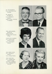 Lamar County High School - Bulldog Yearbook (Vernon, AL) online yearbook collection, 1966 Edition, Page 11 of 160
