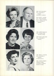 Lamar County High School - Bulldog Yearbook (Vernon, AL) online yearbook collection, 1966 Edition, Page 12