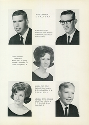 Lamar County High School - Bulldog Yearbook (Vernon, AL) online yearbook collection, 1966 Edition, Page 17 of 160