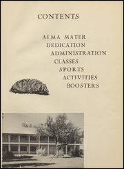 Lampasas High School - Badger Yearbook (Lampasas, TX) online yearbook collection, 1952 Edition, Page 5
