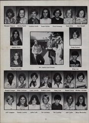 Lampson Junior High School - Eagles Flight Yearbook (Garden Grove, CA) online yearbook collection, 1977 Edition, Page 16 of 72