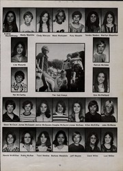Lampson Junior High School - Eagles Flight Yearbook (Garden Grove, CA) online yearbook collection, 1977 Edition, Page 17