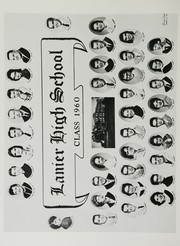 Lanier Township High School - Lanierian Yearbook (West Alexandria, OH) online yearbook collection, 1916 Edition, Page 50