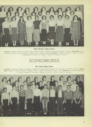 Lanphier High School - Lan Hi Yearbook (Springfield, IL) online yearbook collection, 1950 Edition, Page 55 of 160