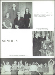 Lanphier High School - Lan Hi Yearbook (Springfield, IL) online yearbook collection, 1959 Edition, Page 12