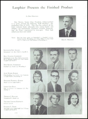 Lanphier High School - Lan Hi Yearbook (Springfield, IL) online yearbook collection, 1959 Edition, Page 13 of 120