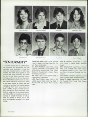Lapel High School - Bulldog Yearbook (Lapel, IN) online yearbook collection, 1981 Edition, Page 24
