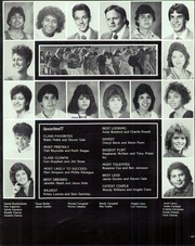 Las Cruces High School - Crosses Yearbook (Las Cruces, NM) online yearbook collection, 1986 Edition, Page 131
