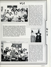 Lassiter High School - Odyssey Yearbook (Marietta, GA) online yearbook collection, 1988 Edition, Page 235