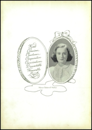 Lausanne Collegiate School - Lausanne Locket Yearbook (Memphis, TN) online yearbook collection, 1939 Edition, Page 12