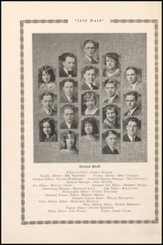 Le Mars Community High School - Bark Yearbook (Le Mars, IA) online yearbook collection, 1930 Edition, Page 10 of 104