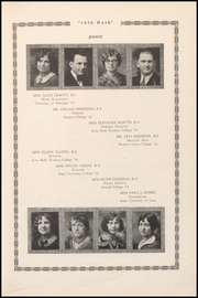 Le Mars Community High School - Bark Yearbook (Le Mars, IA) online yearbook collection, 1930 Edition, Page 17