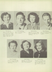 Leachville High School - Lion Yearbook (Leachville, AR) online yearbook collection, 1951 Edition, Page 17 of 98