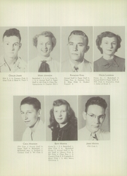Leachville High School - Lion Yearbook (Leachville, AR) online yearbook collection, 1951 Edition, Page 18