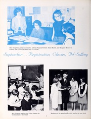 Lebanon High School - Pioneer Yearbook (Lebanon, VA) online yearbook collection, 1965 Edition, Page 12