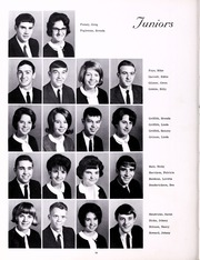 Lebanon High School - Pioneer Yearbook (Lebanon, VA) online yearbook collection, 1966 Edition, Page 38