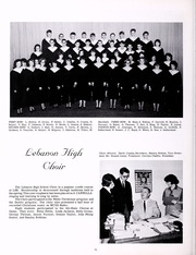 Lebanon High School - Pioneer Yearbook (Lebanon, VA) online yearbook collection, 1966 Edition, Page 72
