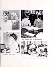 Lebanon High School - Pioneer Yearbook (Lebanon, VA) online yearbook collection, 1968 Edition, Page 113