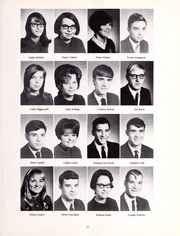 Lebanon High School - Pioneer Yearbook (Lebanon, VA) online yearbook collection, 1968 Edition, Page 45