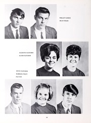 Lebanon High School - Pioneer Yearbook (Lebanon, VA) online yearbook collection, 1969 Edition, Page 28