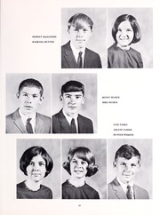 Lebanon High School - Pioneer Yearbook (Lebanon, VA) online yearbook collection, 1969 Edition, Page 35