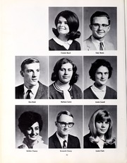Lebanon High School - Pioneer Yearbook (Lebanon, VA) online yearbook collection, 1970 Edition, Page 76 of 168